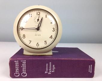 Vintage Westox Big Ben Alarm Clock, Chime Alarm, Made in the USA