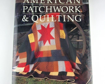 American Patchwork and Quilting 1st Edition 1986