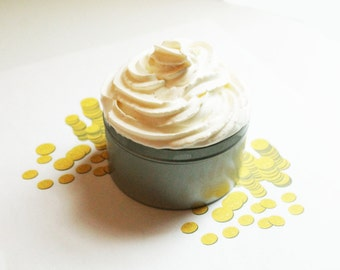 Pirate Gold Whipped Soap - Scented Soap - Homemade Soap - Vegan Soap - Glycerin Soap - Cream Soap
