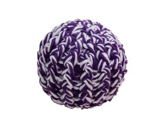 Crocheted Dog Ball - Choose Your Color