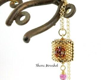 Pendant Necklace by Sharri Moroshok
