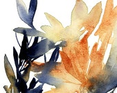 Watercolor Flowers | Original