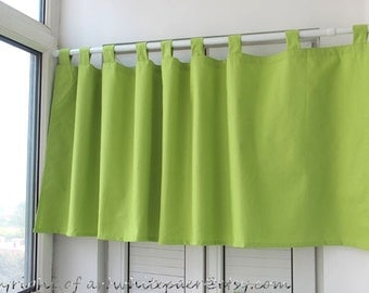 lime green curtains etsy uk