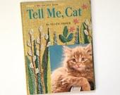A Big Golden Book Tell Me, Cat
