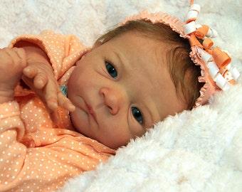 Custom Order for Reborn Milaine Doll