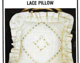 Connie's Chicken Coup CCP-127 Lace Pillow Sewing Pattern