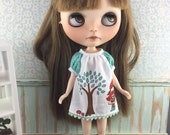 Blythe Smock Dress - Little Red