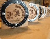 FOUR Triumph Series Awards - custom order