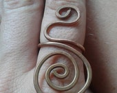 Winding Copper Ring