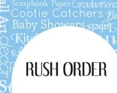 Rush Order for espencer07