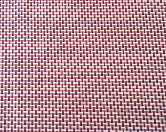 Weave stripe, Eastham Collection from Denyse Schmidt for Free Spirit Fabrics, 1/2 yd