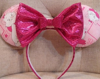 Marie Aristocats inspired ears