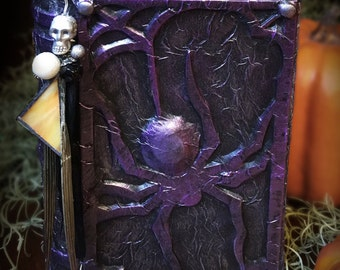 Spell Book - Spider