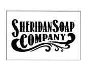 Custom Order for Sheridan Soap Company