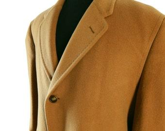 Vintage cashmere coat – Etsy