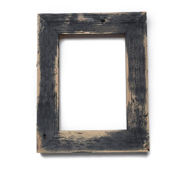 Barnwood Frame Collection 2 5x7 And 1 8x10 Rustic