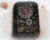 Steam Punk Credit Card Case