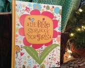 The Bible Storybook for Girls - illustrated by Amylee Weeks