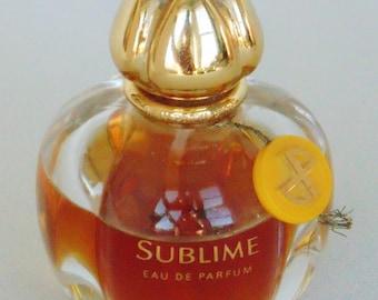Sublime Eau De Parfume Natural Spray 2/3 Full 1/7 Fluid Ounces 50 ML By Jean Patou France