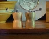 Handmade Wooden Salt and Pepper Grinders - Handmade Wooden Salt and Pepper Mills – Wood and Ceramic Grinder-Wood and Ceramic Mills-SPM295