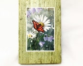 Barn Wood Butterfly Wall Plaque