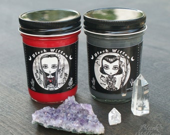 ON SALE Black Willow Candle Collection