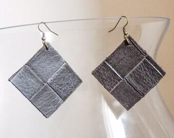 Diamond Leather