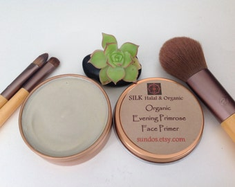 SILK Organic Evening Primrose Makeup Face Primer Neutral Color BB Cream