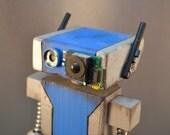 Large Space Robot Droid Desktop Sculpture