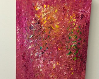 "Healing Abstract 14x18 Tao sign ""Limits"""
