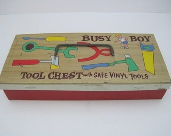 Busy Boy Tool Chest
