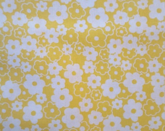 General Fabric Co yellow floral