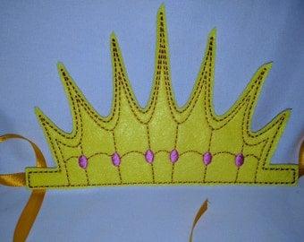 Princess Crown Felt