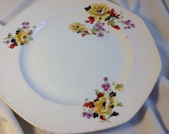 Vintage THOMPSON Madison plate