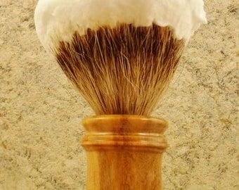Wet Shavers' Badger Brush