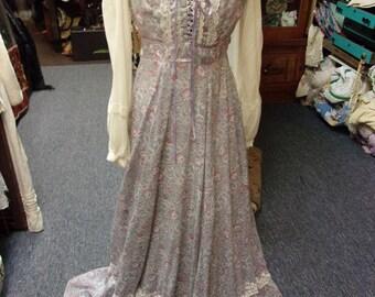 Gunne Sax Vintage Prairie Dress