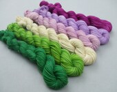 Soft Socks Mini Skeins 4 ply Yarn. Various