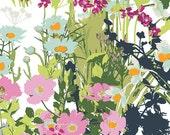 Art Gallery Fabrics - Mother's Garden Light - Lavish Collection - Katarina Roccella - By The Yard