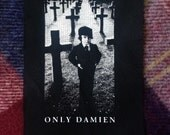 HORROR the omen PATCH no gods no masters only damien