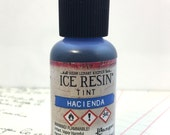 Ice Resin Tint in Hacienda by Susan Lenart Kazmer, Resin Tint, Resin Coloring in Blue
