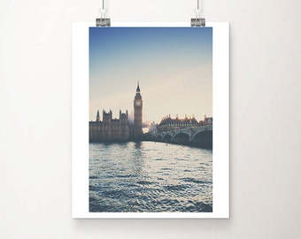 london photograph big ben photograph red london bus photograph houses of parliament photograph london print travel photography london decor