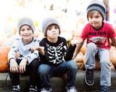 Kids Winter Beanie, reversible kids Knit beanie, kids winter hat, hat, kids Knit hat, kids knit beanie, kids skull cap (The Kids Beanie)