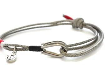 Men's Bracelet SALTI SKATE nautical rope bracelet FREE Worldwide Shipping
