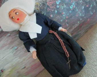 Italian Eros Nun Doll    Made in Italy