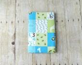 Flannel Receiving Blanket - Swaddle Wrap - Baby Flannel Swadle - Blue Baby Blanket - Baby Boy Gift -  Green Baby Boy Blanket