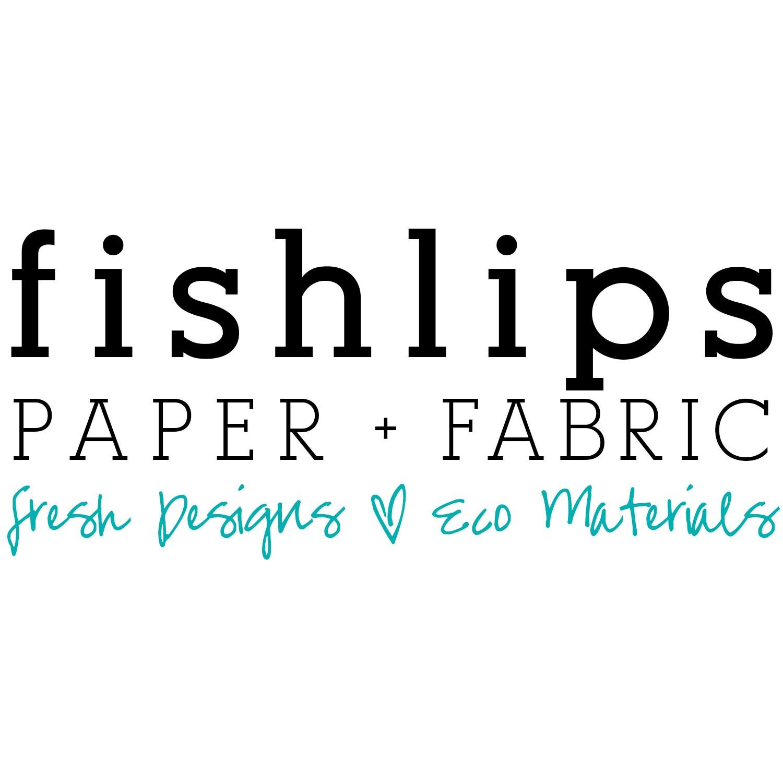 FishLipsPaperFabric