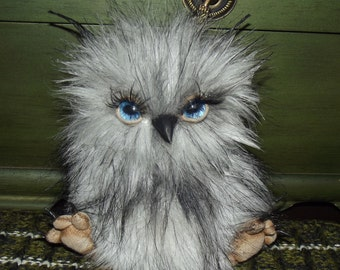 Snowy Owl, OOAK