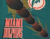 Vintage Miami Dolphins T-shirt