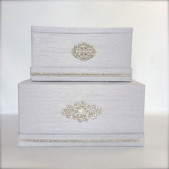 Wedding Gift Lock Box : ... Tier Wedding Card Holder Wedding Card Box Gift Card Box Secure Lock