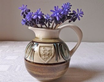JERSEY ISLAND vintage Small milk jug from the Jersey